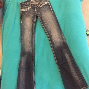 Daytrip Leo Bootcut Jeans 25 long Women's